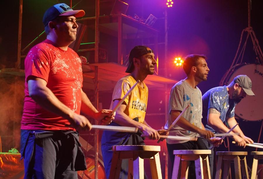 Ensamble de percusión FCP