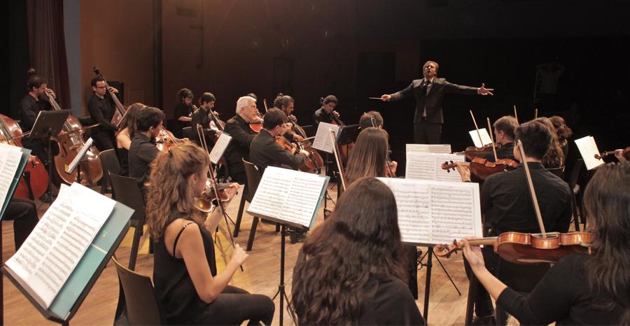 orquesta chica