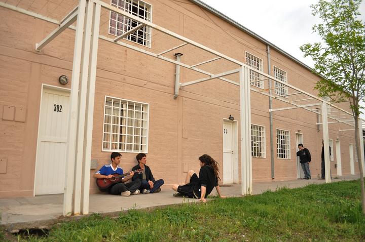 Becarios, Villa Ciudad de las artes